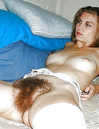 bushy pussy bikini cameltoe