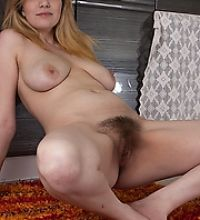 hairy beauty